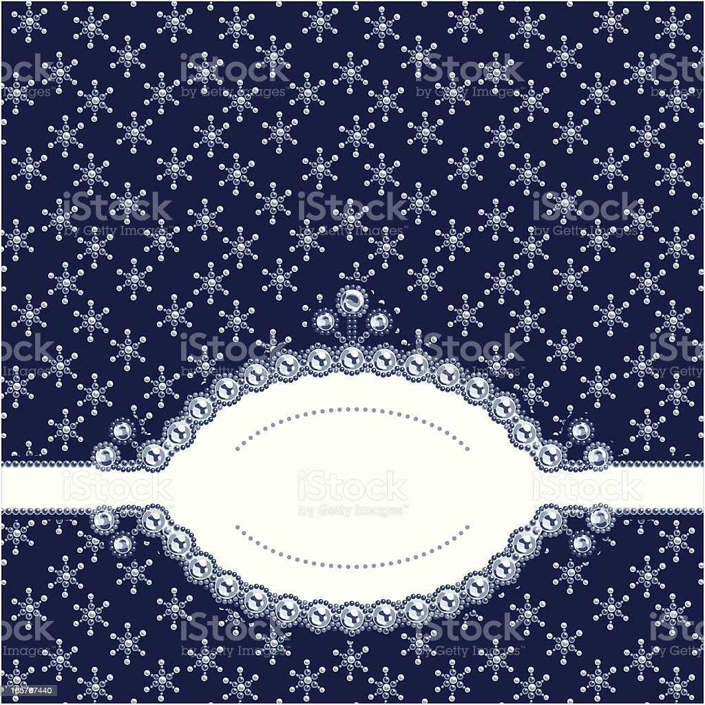 Winter frame royalty-free winter frame stock vector art & more images of backgrounds
