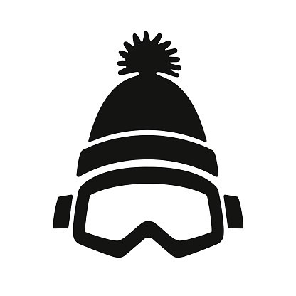Winter Goggles and Cap