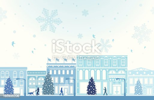 istock Winter Holiday Shopping 165905206