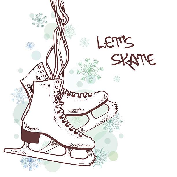 Картинки с надписями на коньках, сделать сердце