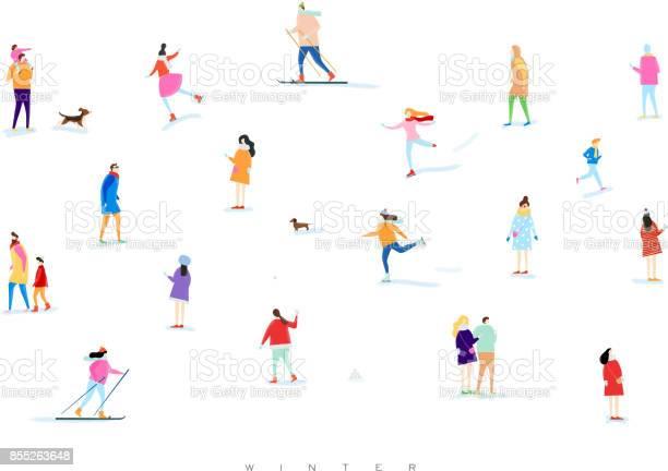 Winter people vector id855263648?b=1&k=6&m=855263648&s=612x612&h= 2fm3ws688rjvft2slobv5itdriqovysy4k53i95w4w=