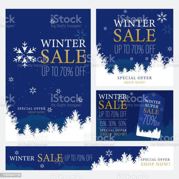 Winter sale promotion banner template vector id1053945726?b=1&k=6&m=1053945726&s=612x612&h=juspousadurjzb65nh2lrmzq7g5gwjh8ga5ahxts08c=
