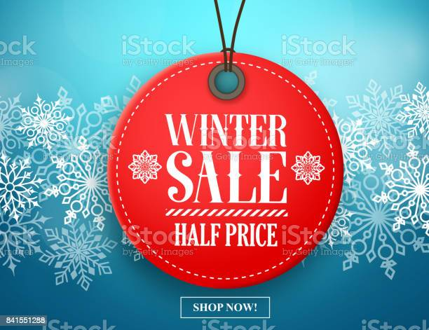 Winter sale tag vector banner red sale tag in snow vector id841551288?b=1&k=6&m=841551288&s=612x612&h=bxbuo8wbzieenzk ybedwjkpck0mg juiqgqfsuzlxi=