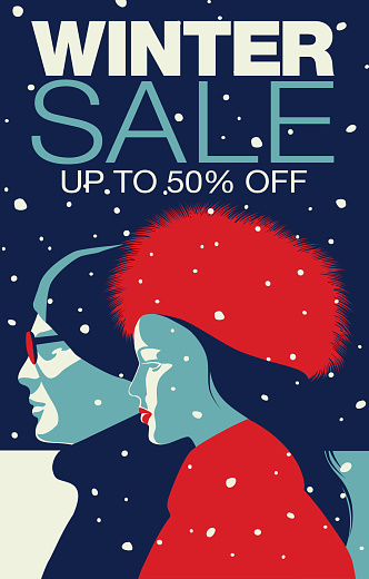 Winter Sales Banners