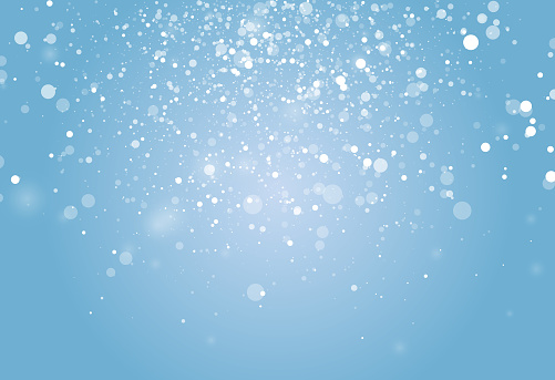 winter snow burst