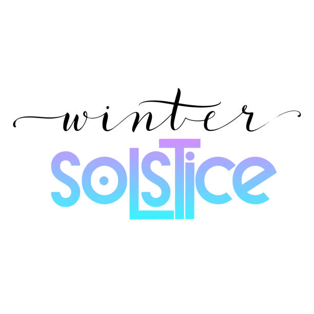 Best Winter Solstice Illustrations, Royalty-Free Vector ...