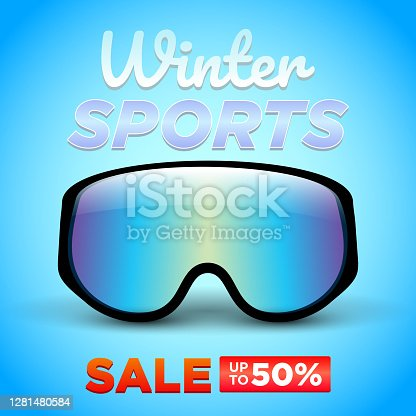 istock winter sport sale up to 50% promotion banner vector illustration 1281480584