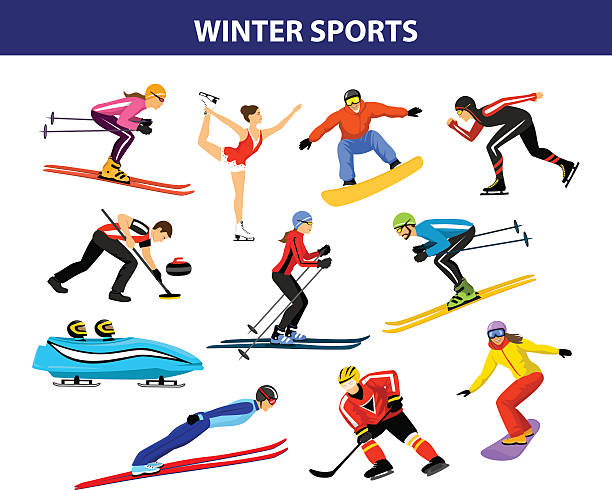 Kết quả hình ảnh cho winter sport