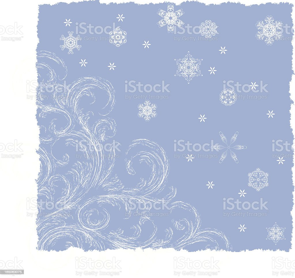 winter royalty-free stock vector art
