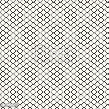 Illustration of  wire fence background,vector illustration.