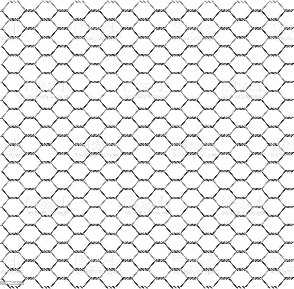 wire Netzgewebe – Vektorgrafik