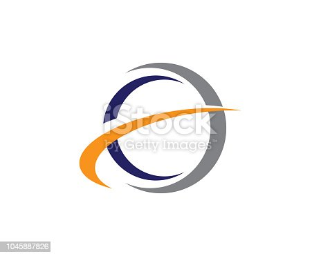 Wire World Logo Template vector illustration