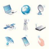 Wireless communication - 3D series