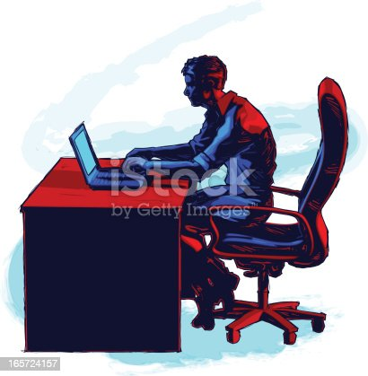 Clipart Working
