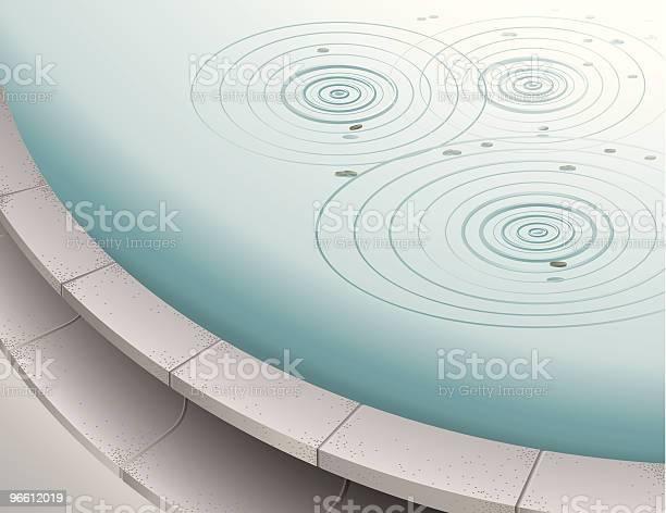Wish Fountain-vektorgrafik och fler bilder på Cirkel