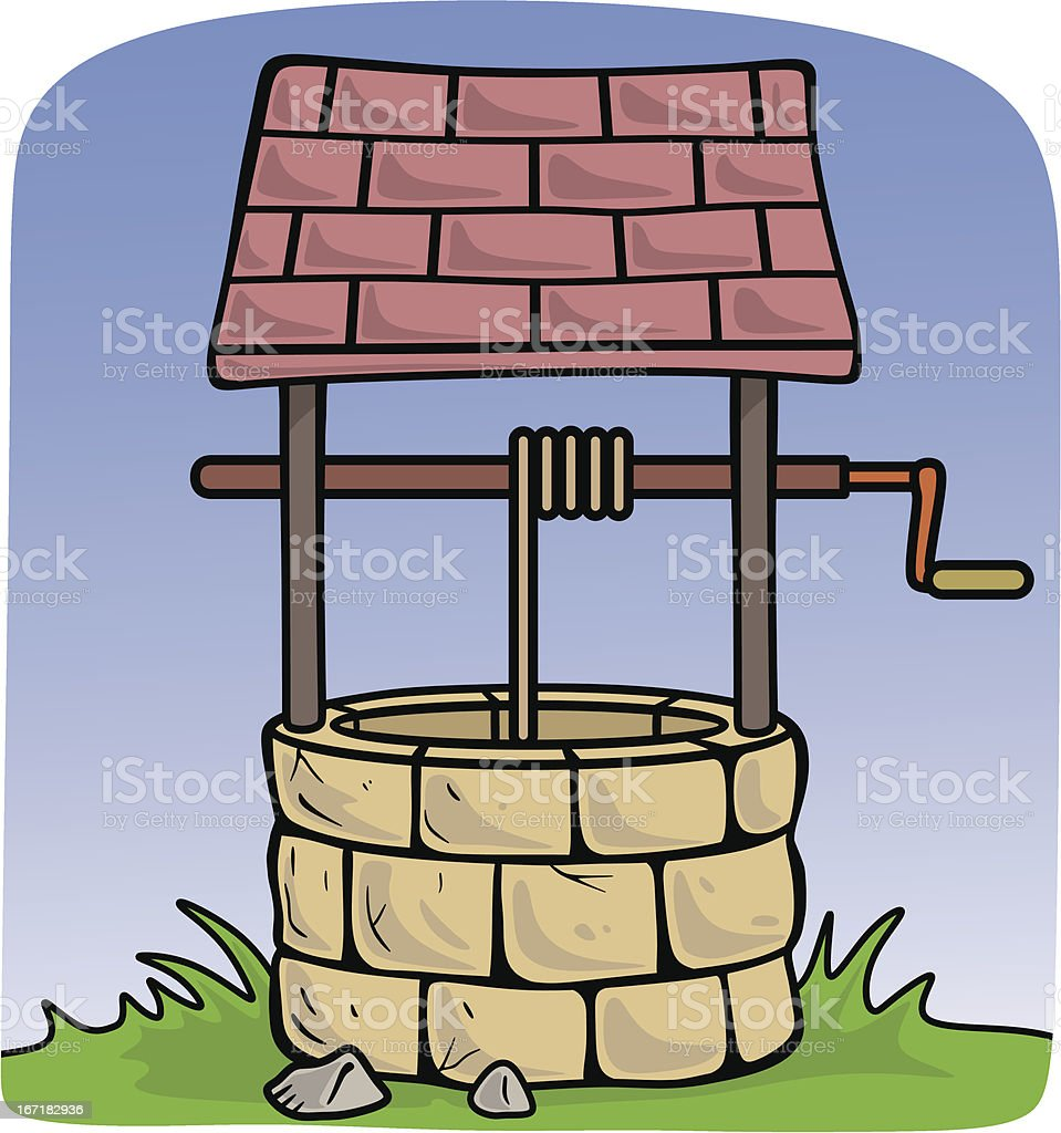 Royalty Free Water Well Clip Art, Vector Images & Illustrations - iStock