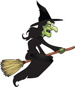 Witch Broomstick