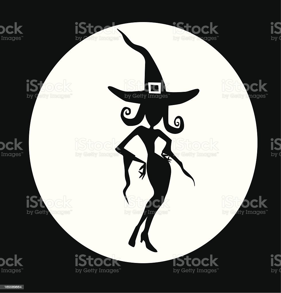 witch bw royalty-free witch bw stock vector art & more images of adult