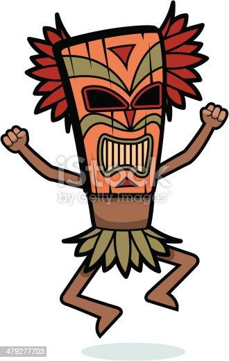 Hawaiian clipart tiki man, Hawaiian tiki man Transparent FREE for download  on WebStockReview 2020
