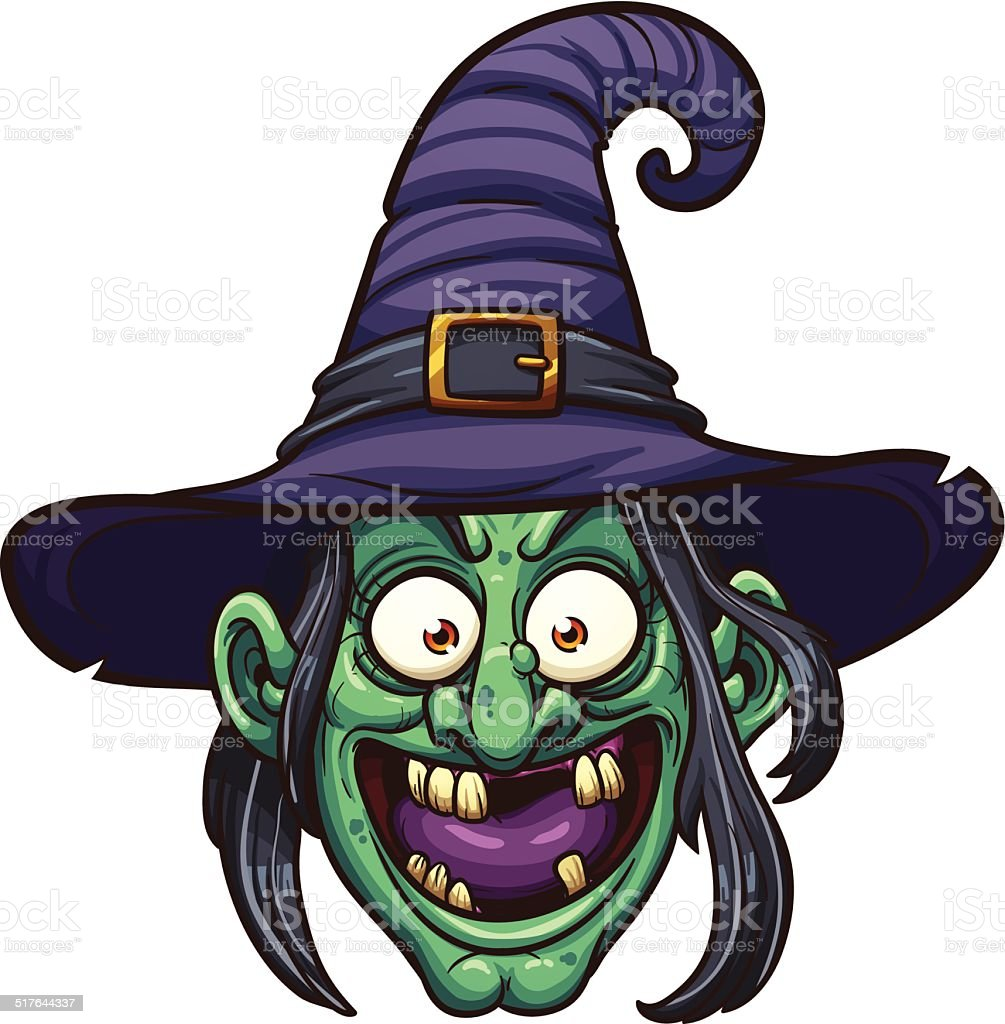 Witch face
