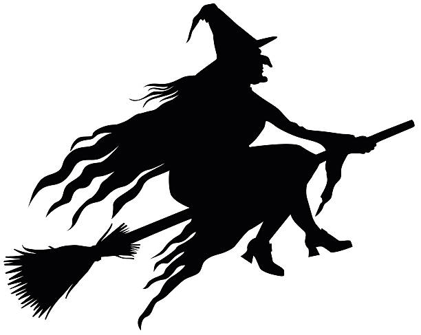 Best Witch Illustrations, Royalty-Free Vector Graphics ...