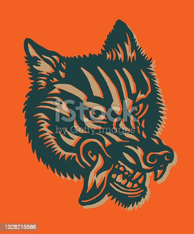 istock Wolf 1328215586