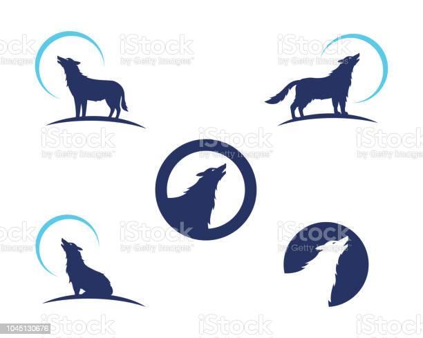 Wolf vector illustration design vector id1045130676?b=1&k=6&m=1045130676&s=612x612&h=unqatqbwpki0kjbrobezq32gsv7ndkxbullvfsnjjvm=