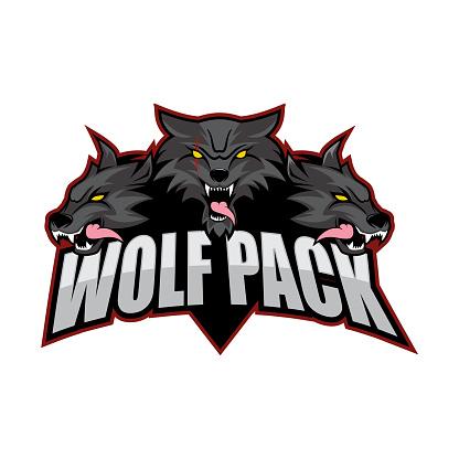Wolfpack Vector Logo