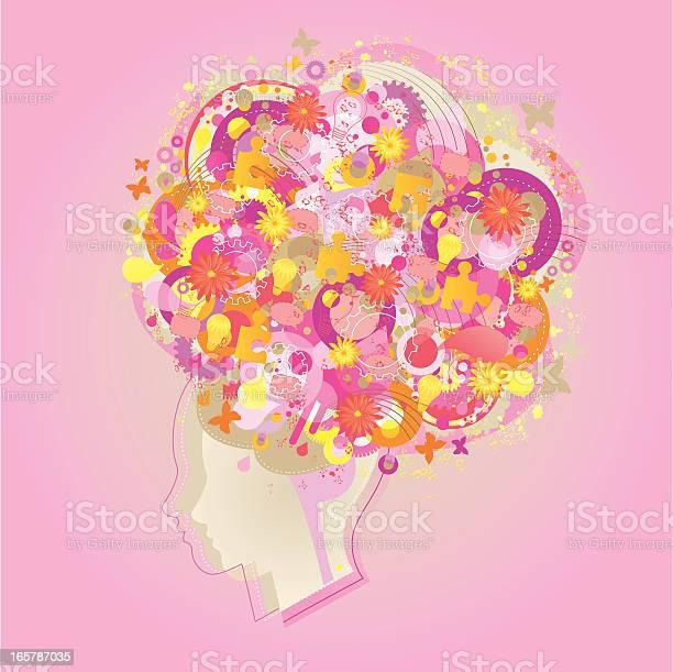 Woman creative mind vector id165787035?b=1&k=6&m=165787035&s=612x612&h=gaigg u7gmmct fqj2n4hy94ruhpald0xma97hv2g6g=