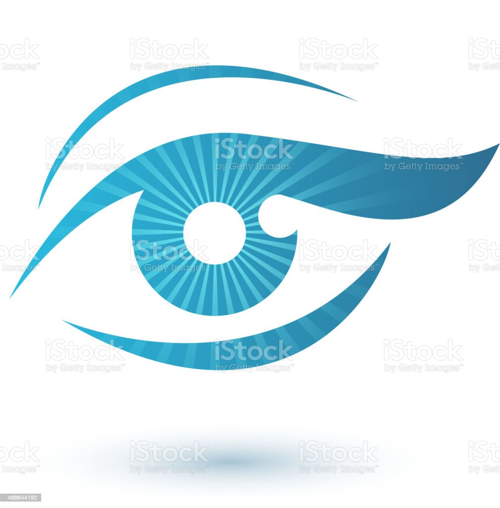 woman eye logo beauty symbol stock vector art more images of 2015