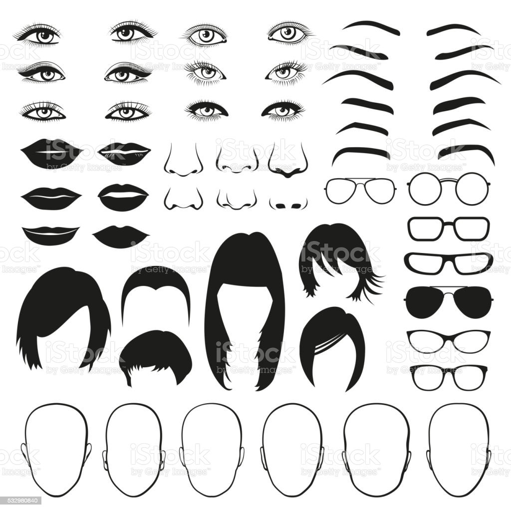 royalty free nose clip art  vector images  u0026 illustrations
