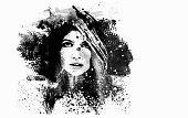 istock Woman face 1066570374