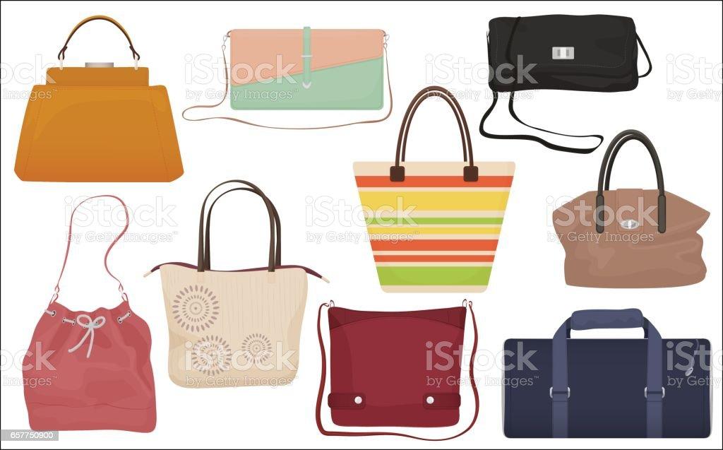 bolso mujer Iconos gratis de moda