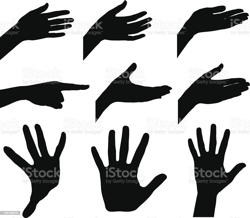 Woman Hands Stock Vector Art & More Images of Clip Art ...