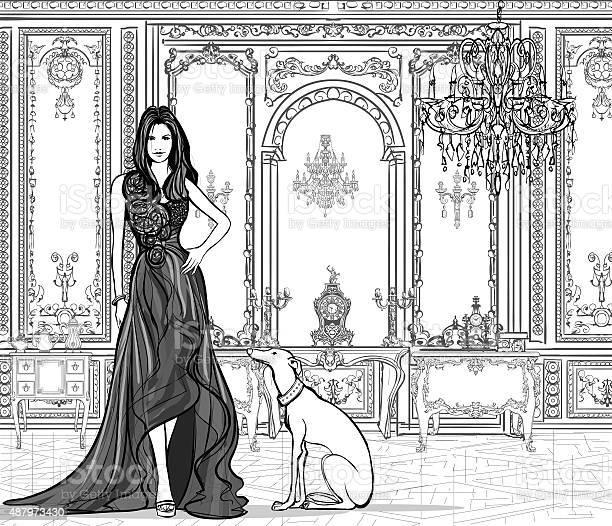 Woman in a palace with a greyhound vector id487973430?b=1&k=6&m=487973430&s=612x612&h=ilbkt3tyipkg7zog1j6u5ljzcdbsphwrqhufnqqvrxq=