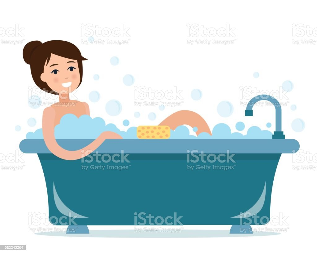 royalty free hot tub clip art vector images illustrations istock rh istockphoto com