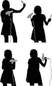 Woman using hair dryerhttp://www.twodozendesign.info/i/1.png