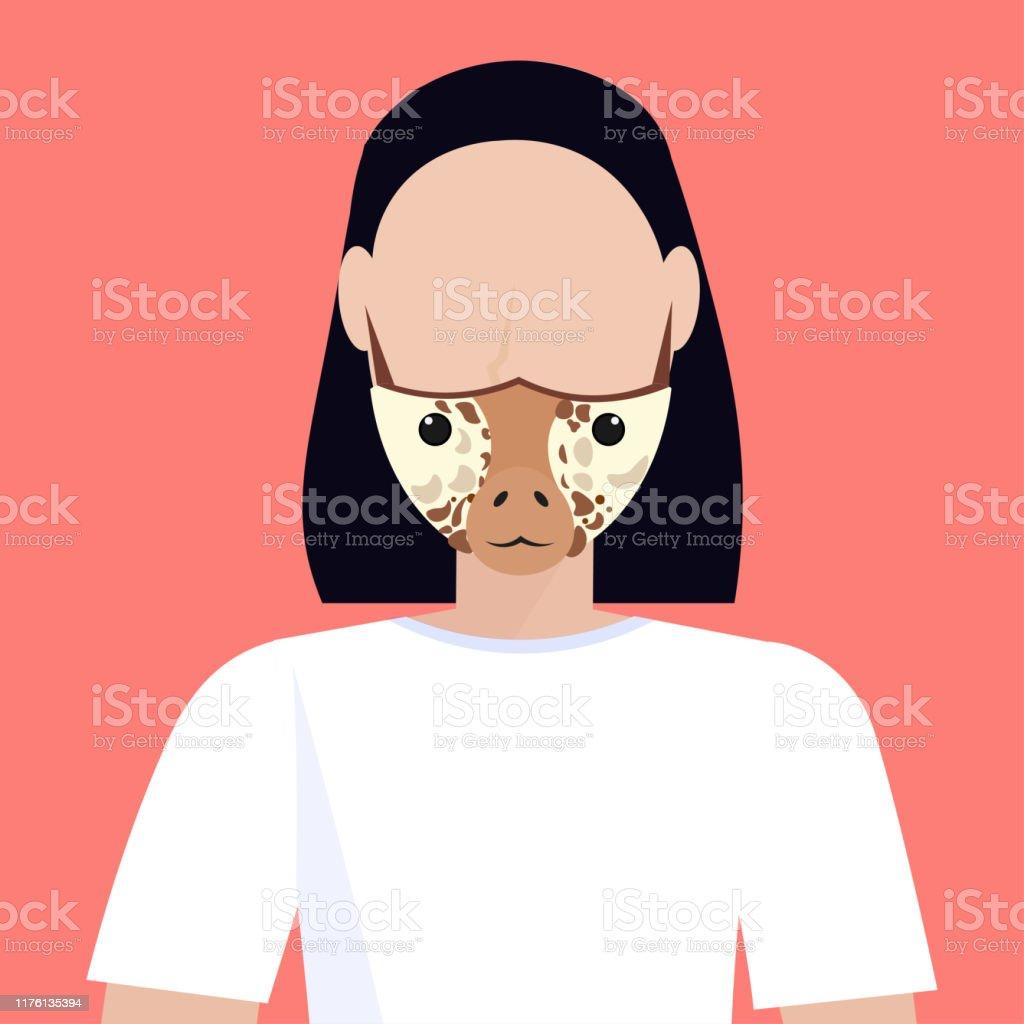 air pollution virus mask