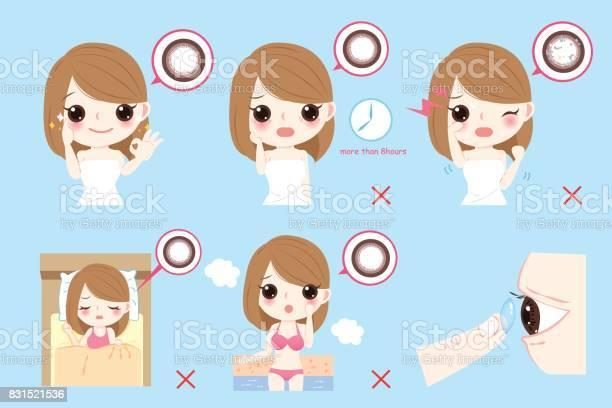 Woman with contact lenses vector id831521536?b=1&k=6&m=831521536&s=612x612&h=fmdgi2oqy7s9 u1e8na2riikoaqskd64kxnowfmjbrg=