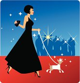 Glamour girl in evening gownhttp://designnecessities.com/Resources/1232.jpeg