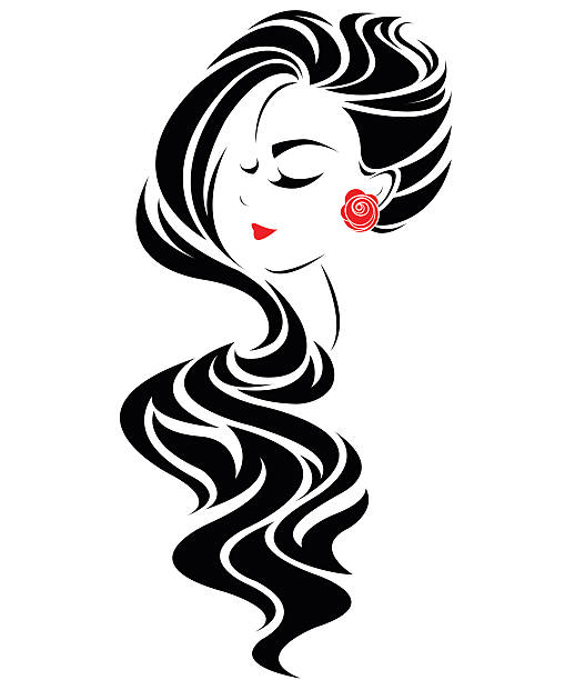 Royalty Free Hair Color Clip Art, Vector Images ...