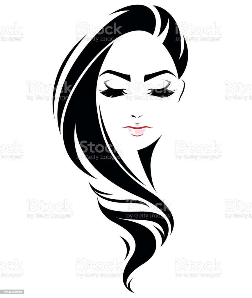 Royalty Free Black Hair Clip Art Vector Images Illustrations Istock