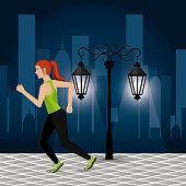 istock women running in the cityscape 970919628