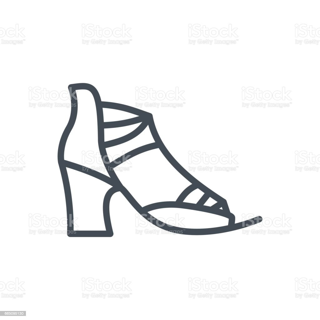 Vektor Illustration Schuhe stock vektorgrafiken Clipart.me