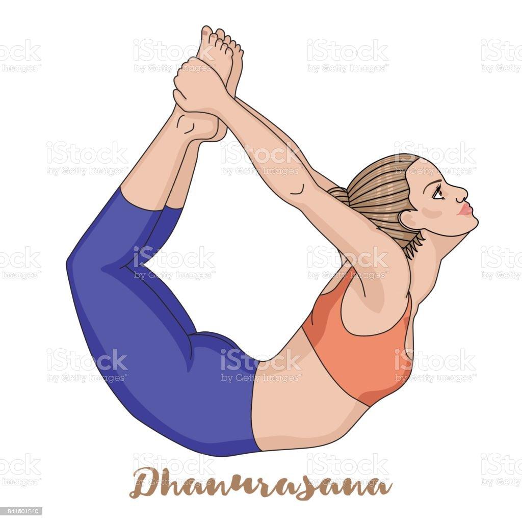 Dhanurasana Description