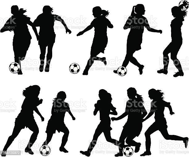 Women soccer player silhouettes vector id165720372?b=1&k=6&m=165720372&s=612x612&h=l0pcdyfmwyfyzivmx4bwkuiyn n6zwr aajxrea4n9k=