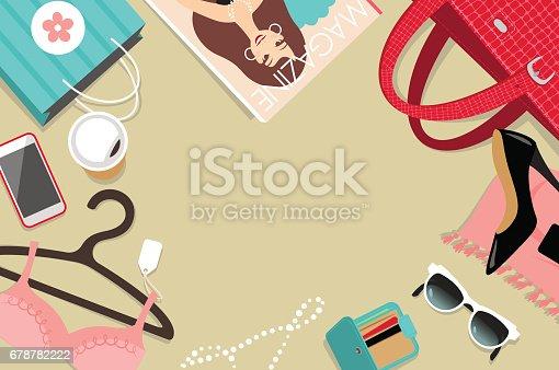 istock Women things 678782222