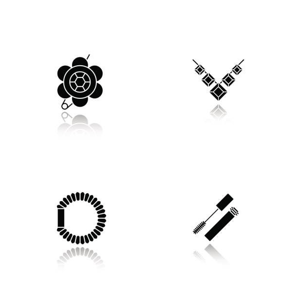 Best Scrunchies Illustrations, Royalty-Free Vector ...