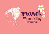 Women's Day 8 march International women's day