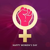 The International Women's Day is a national day to fight for gender equality by the feminist movement